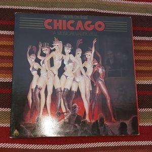Chicago Original Cast Album Vinyl